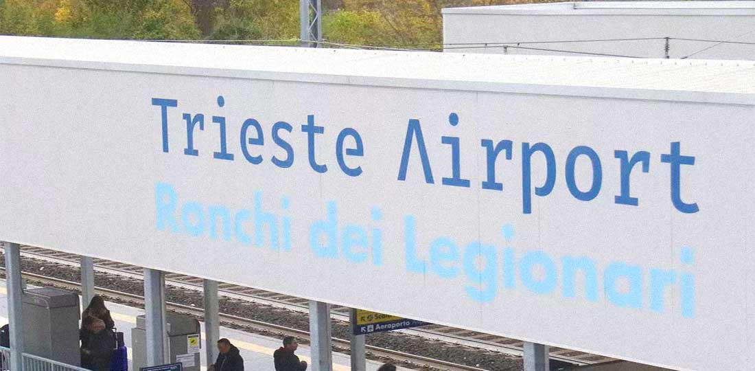 Trieste Airport Ronchi