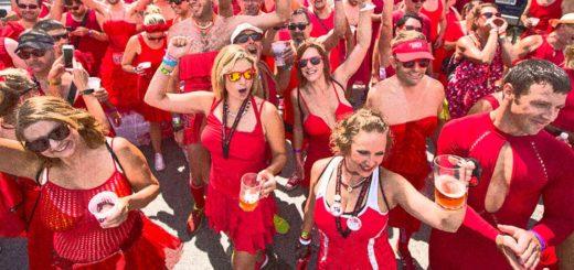 Trieste color Saturdays rosso