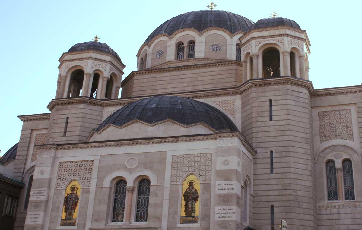 Chiesa serbo-ortodossa S. Spiridione - Trieste