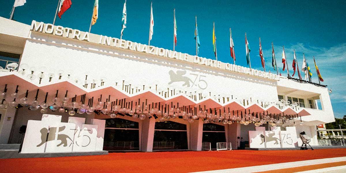 La cerimonia di apertura Mostra del Cinema di Venezia in diretta nelle sale cinematografiche del Triveneto