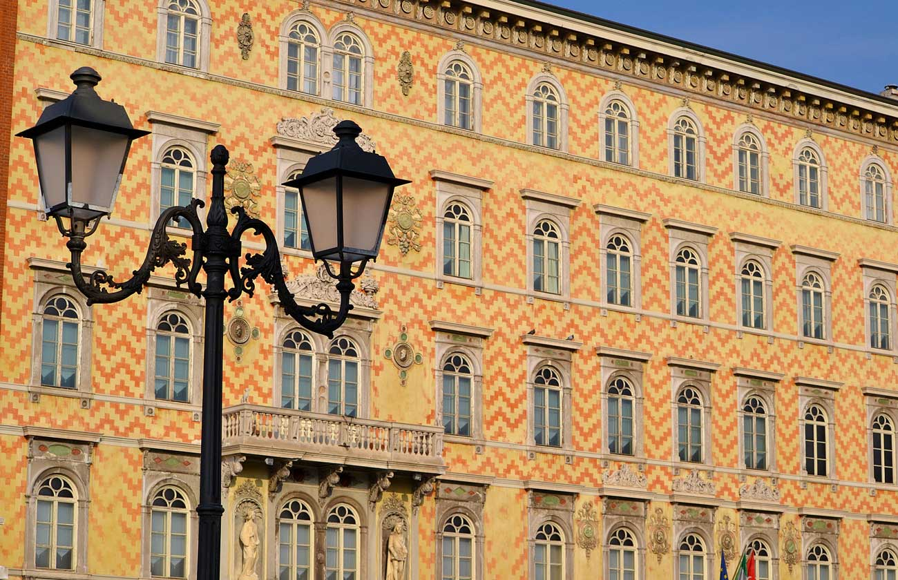 Palazzo Gopcevich Trieste