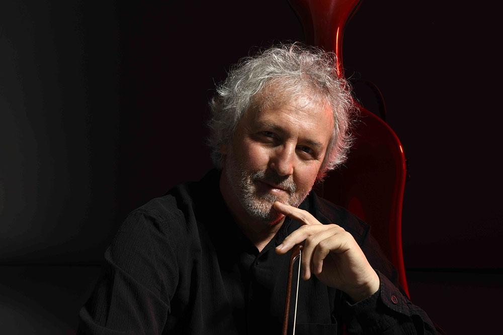 Mario Brunello - Credit Gianni Rizzotti