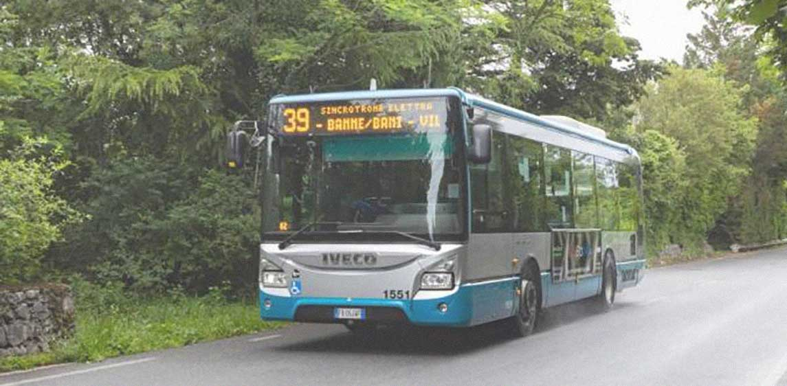 autobus 39 Carso