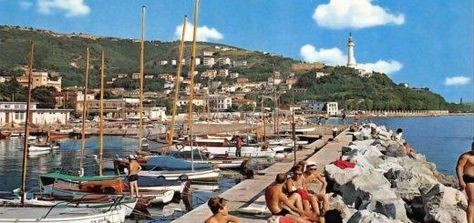 Barcola Trieste vintage