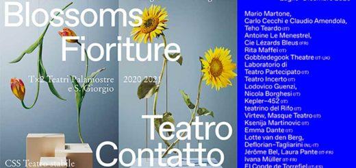 Blossoms Fioriture Teatro Contatto