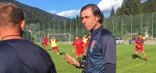 Carmine Gautieri Triestina Calcio
