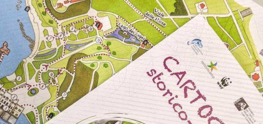 cartoguida parco di miramare