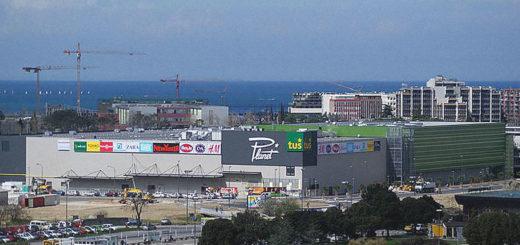 centro commerciale negozi Slovenia