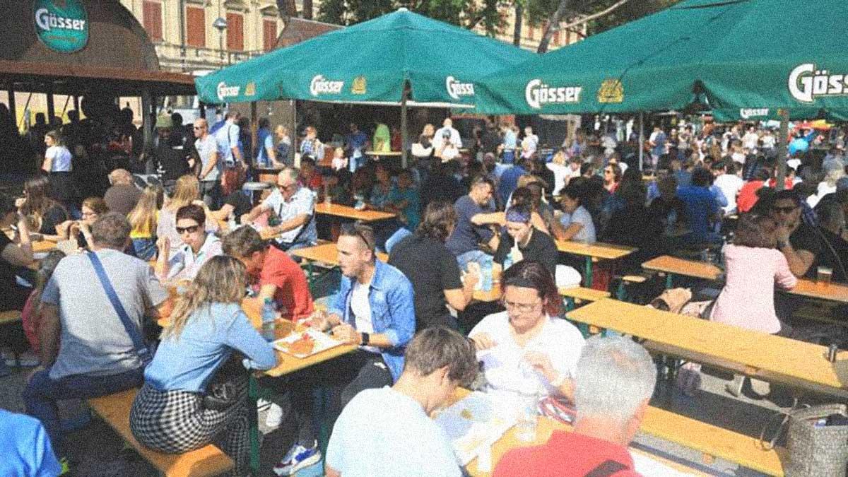 Contea gusti di cultura europea Gorizia