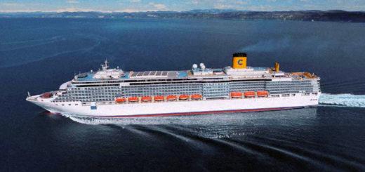 Costa Deliziosa nave da crociera