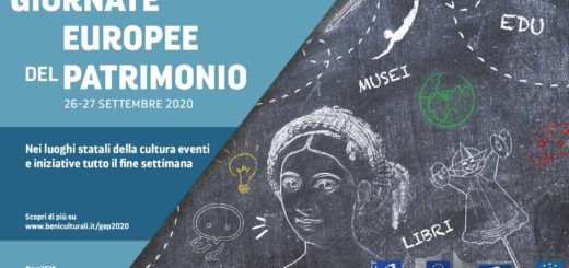 MiBACT Giornate Europee del Patrimonio
