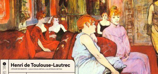Henri de Toulouse Lautrec - Atelier dei Maestri - Roberto del Frate