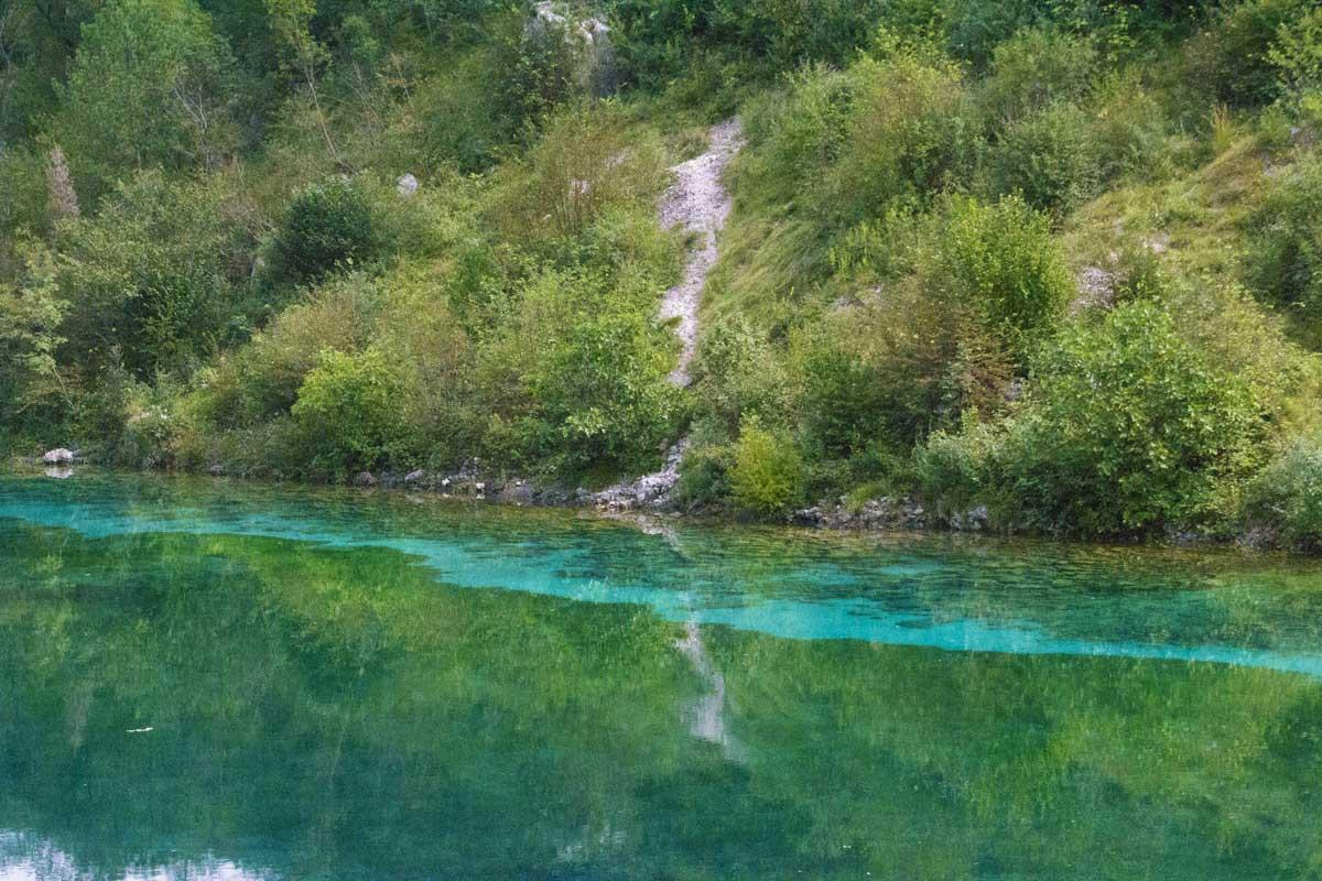lago del Cornino