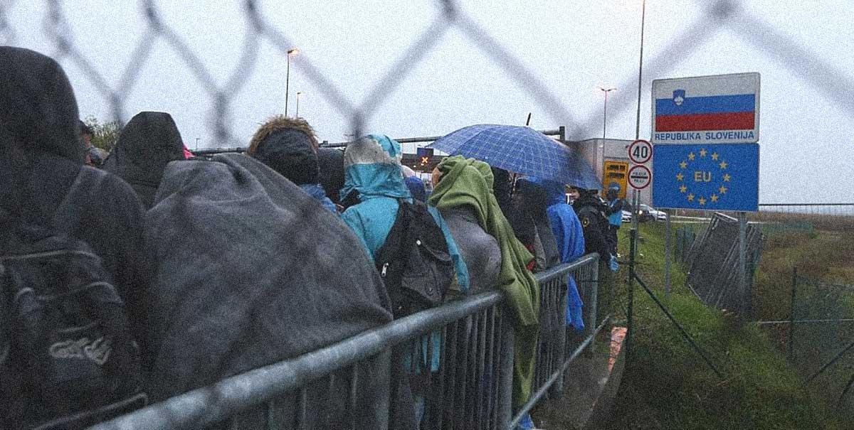 richiedenti asilo migranti Slovenia