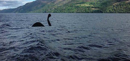 """""""originale"""" mostro di Loch Ness"""
