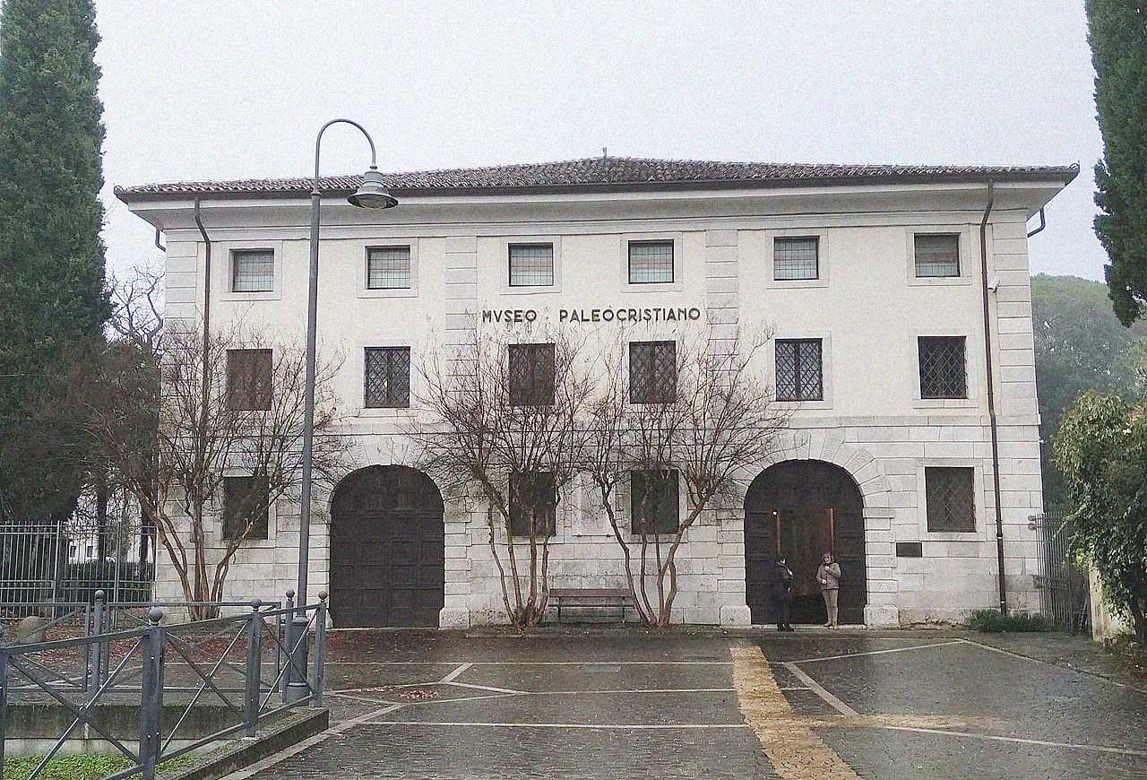 museo paleocristiano Aquileia