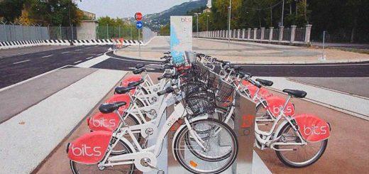 noleggio bici Bits Porto Vecchio