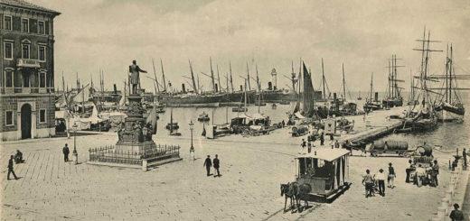 piazza giuseppina piazza venezia trieste