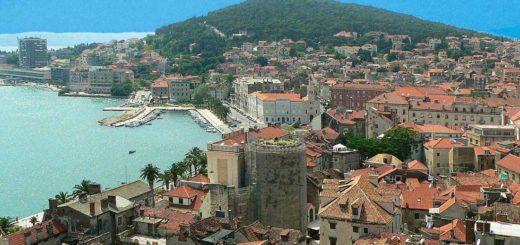 Split Spalato Croazia Dalmazia