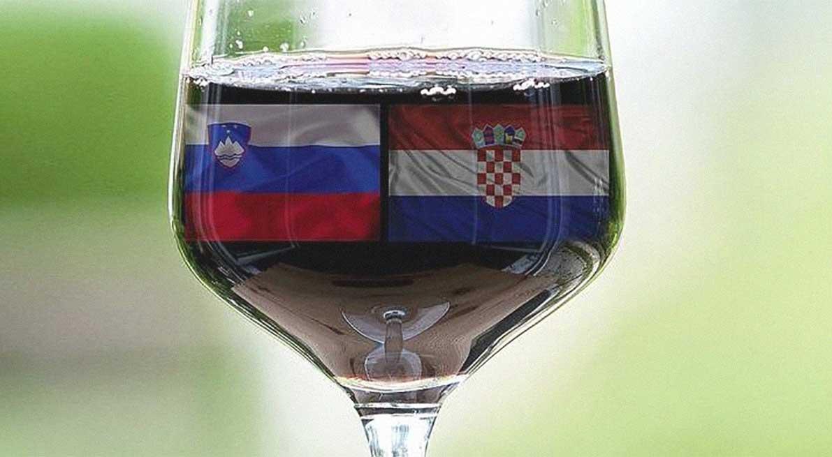 vino Terrano croato sloveno