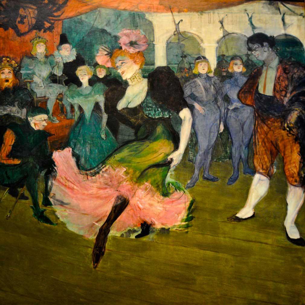 Toulouse Lautrec Chilperic