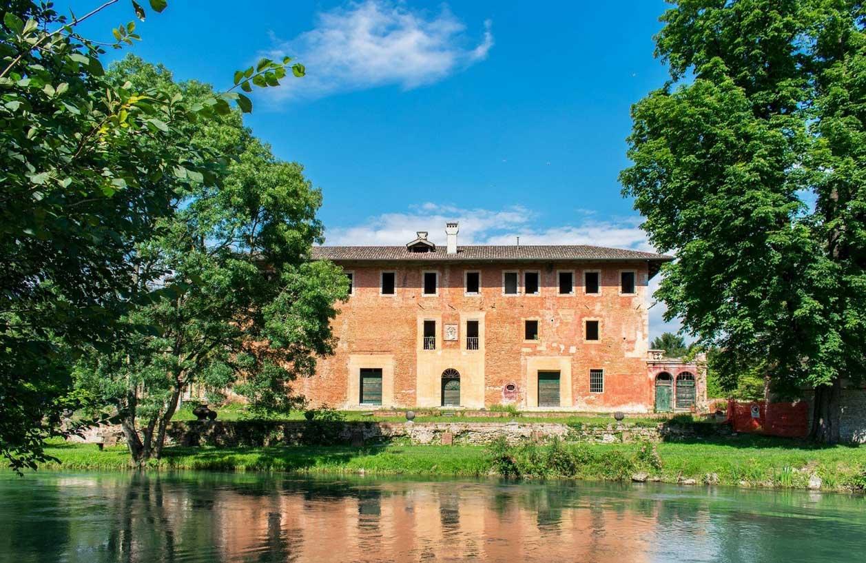 Rivignano Teor (UD) Villa Ottelio Savorgnan - Foto Roberto Pighin