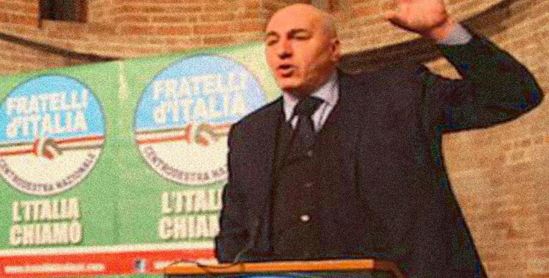 Guido Crosetto Fratelli d'Italia