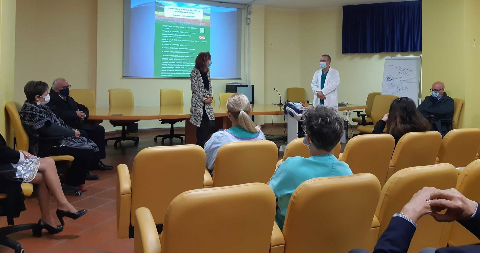 laserterapia Gorizia terapia del dolore