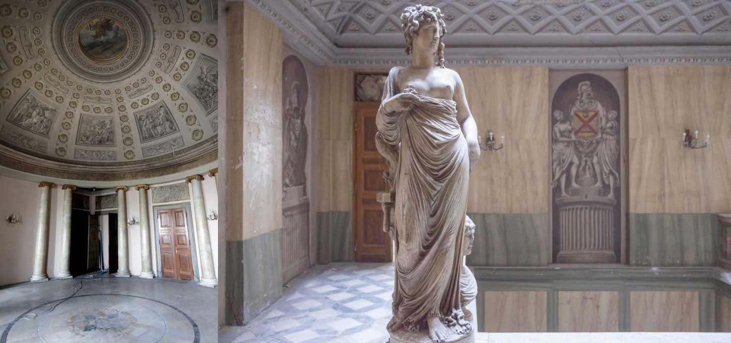 palazzo carciotti interno Trieste