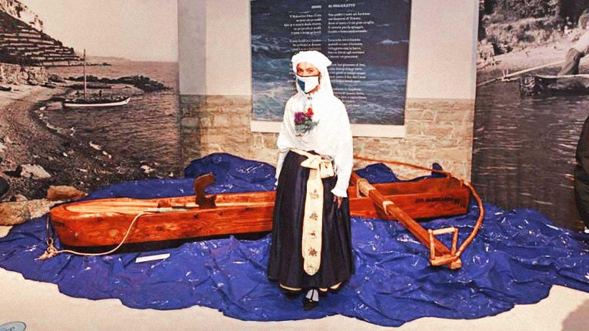 mostra storia pescatori sloveni porto vecchio trieste