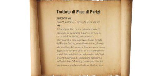 allegato VIII trattato di pace