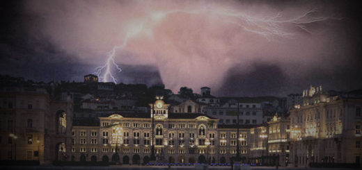 Trieste maltempo