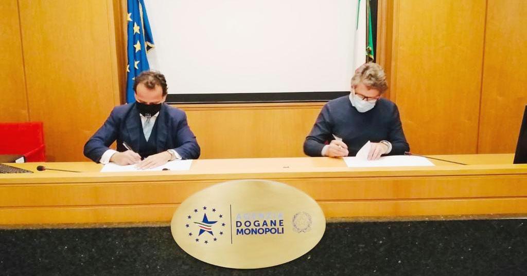 Minenna e Zeno D'Agostino firma punti franchi