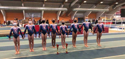 Trieste giovani ginnaste Artistica '81