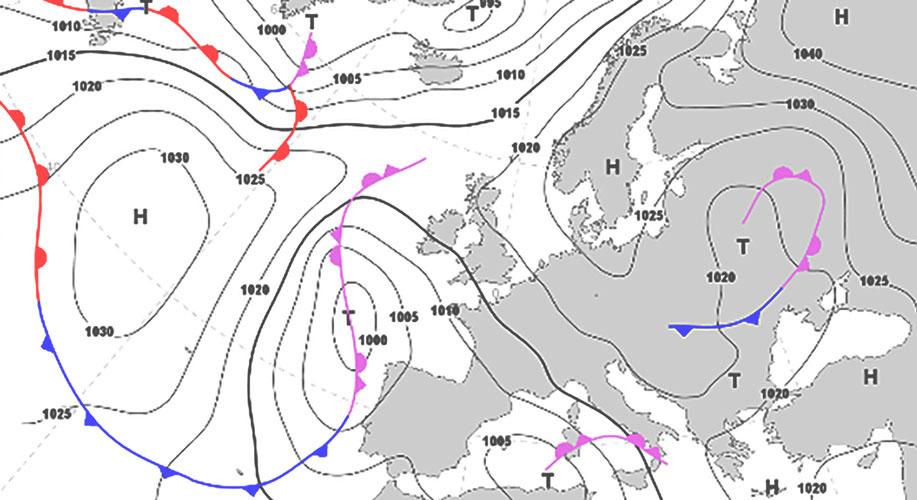 meteo Trieste 28 novembre 2020