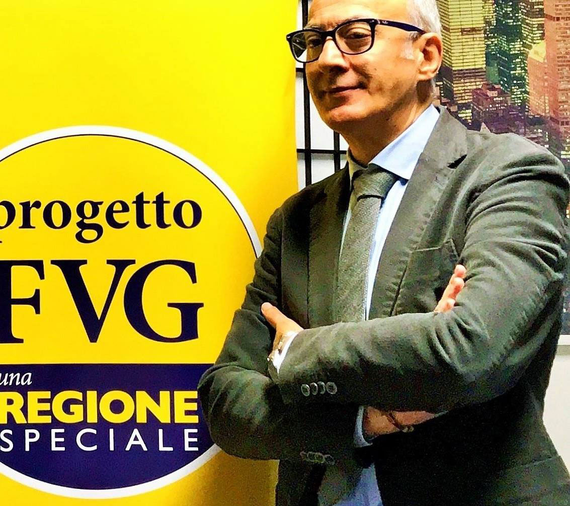 Giorgio Cecco Progetto FVG 2020