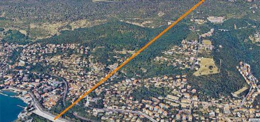 ovovia Barcola Trieste