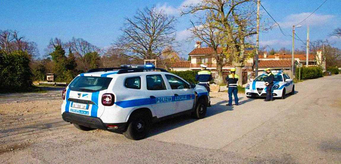 polizia locale a Basoviza