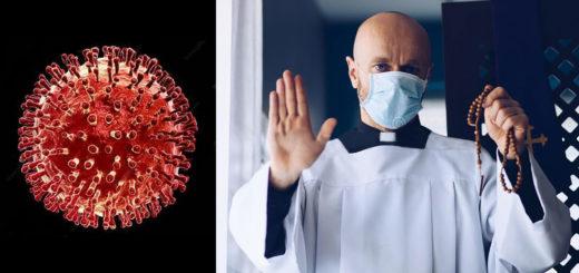 prete contro coronavirus