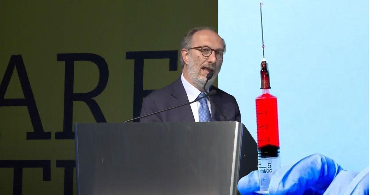 Riccardo Riccardi vaccino yes vax