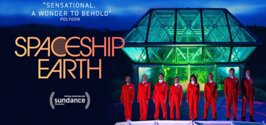 Spaceship Earth cinema film Trieste Science+Fiction Festival 2020