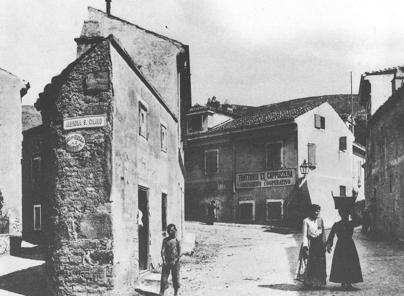 Trattoria ex Capuzzera Trieste