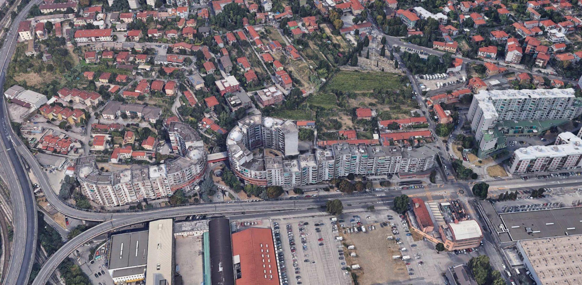 Valmaura Trieste degrado