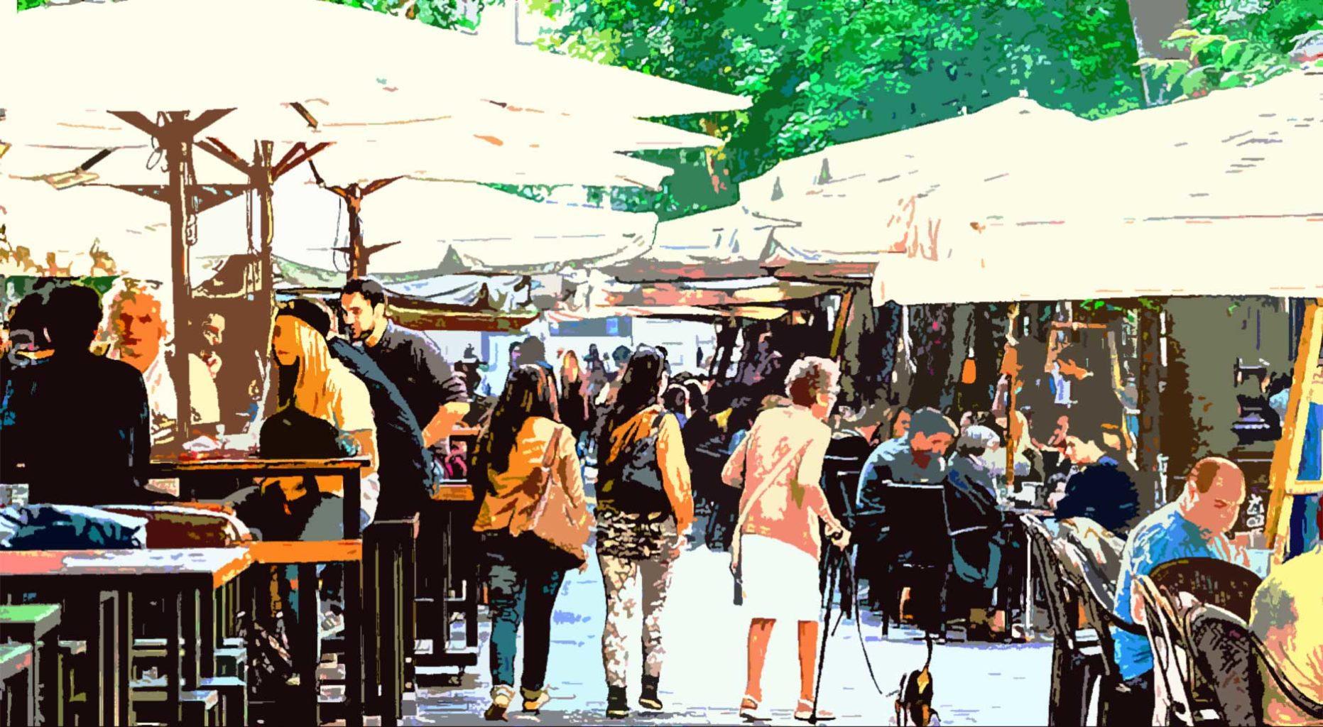 Viale XX Settembre Trieste bar