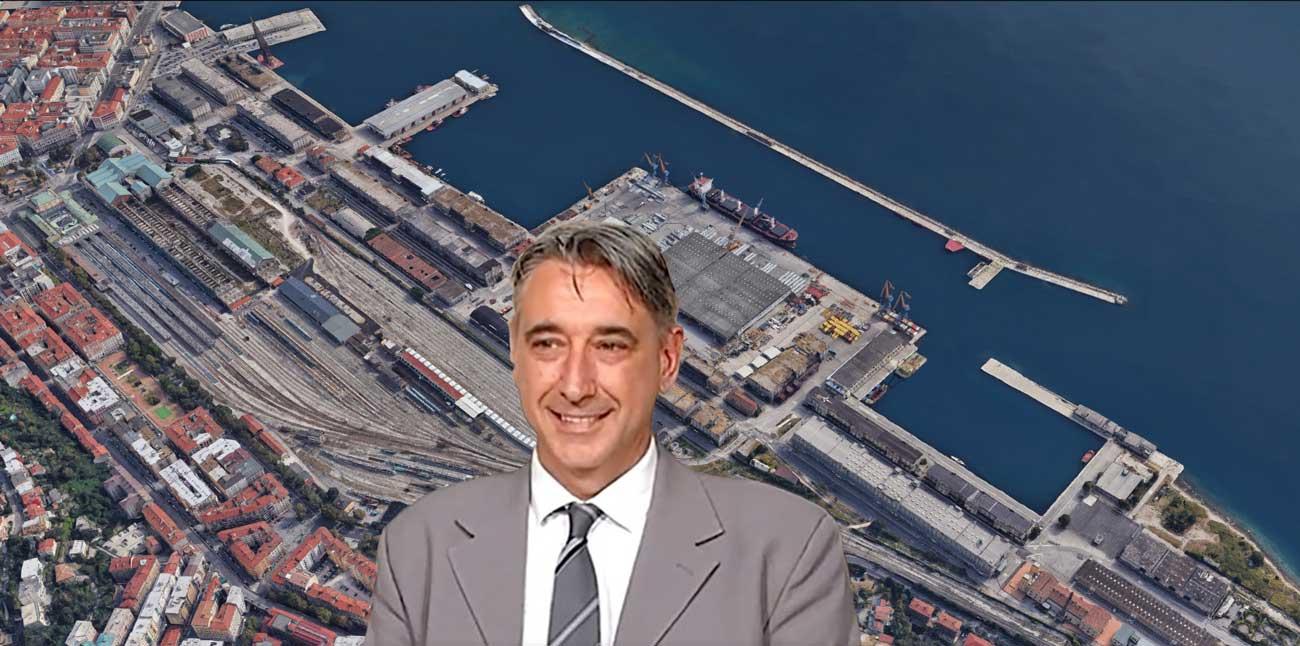 Vito Potenza Assemblea Popolare Porto vecchio Trieste