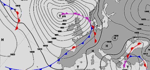 cartina meteo Trieste 14 dicembre 2020