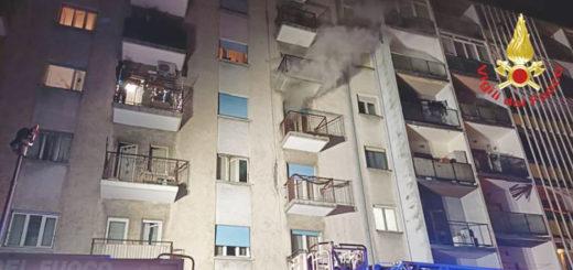 incendio via capodistria