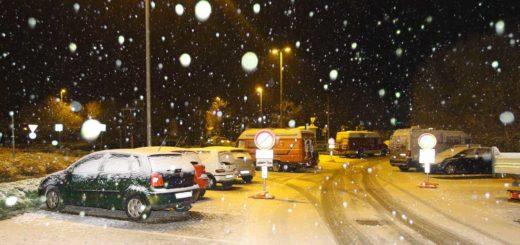 neve sul Carso Trieste