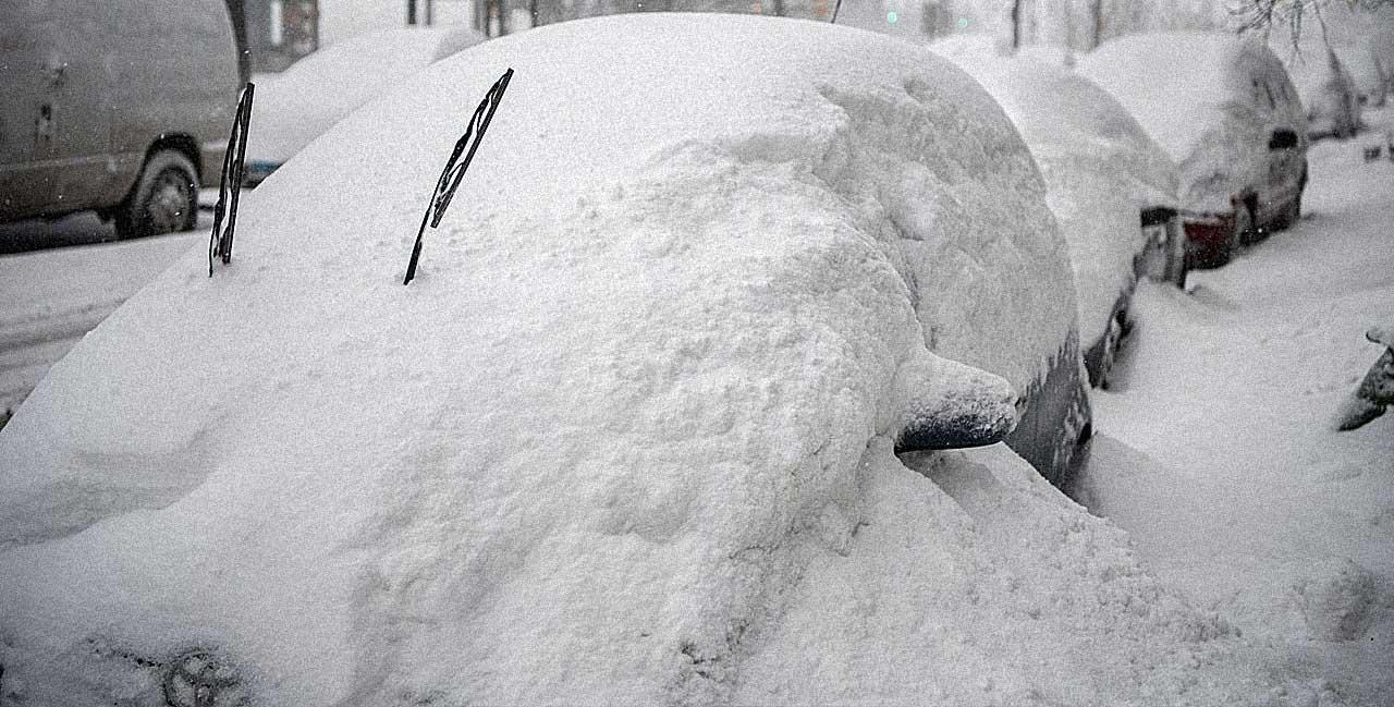neve nevicata estrema