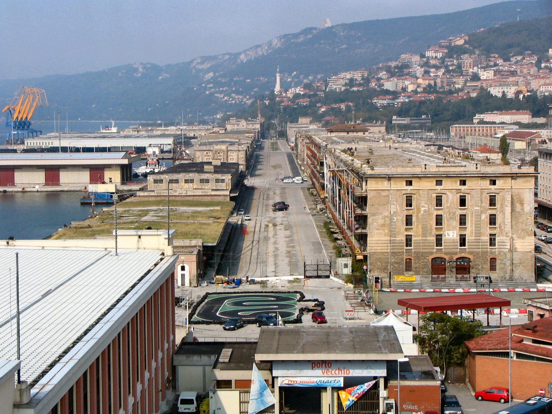 Porto Nord Trieste